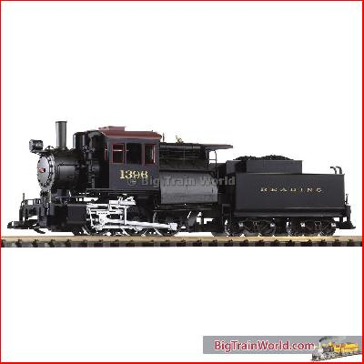 Piko 38244 - G-Dampflokwith tender RDG 0-6-0 Camelback, Sound - New 2016