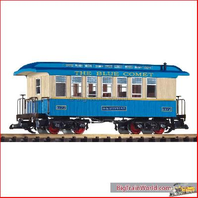 Piko 38620 - Passenger car CNY Blue Comet 1172 Westphal - new 2014