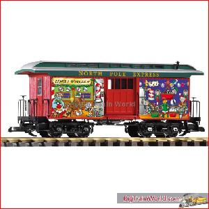Piko 38615 - Christmas baggage car 2016 - new 2016