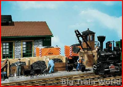 Pola 330920 Small coaling system | Big Train World