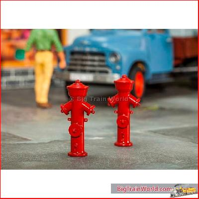 Pola 333218 Water hydrants | Big Train World