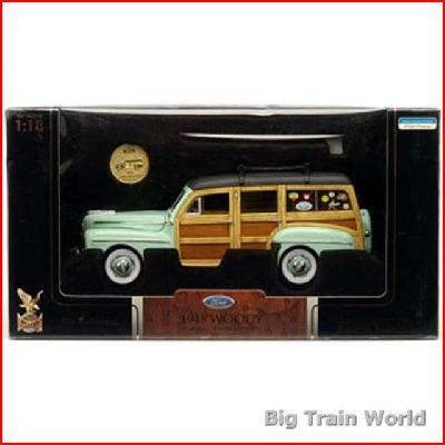 Road Signature 20028 - Ford Woody 1948, 1:18