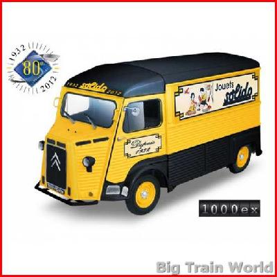 Citroen HY 80th Anniversary 1:18 (limited production 1000 pcs)