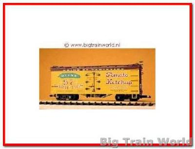Magnus / Usa Trains R16175 - Mag Reefer Heinz verouderd