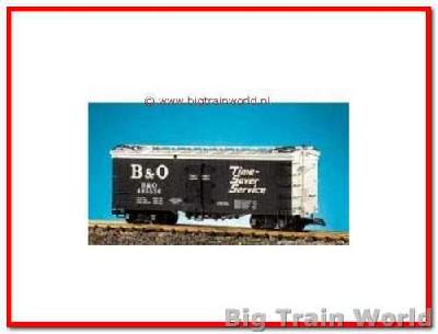 USA Trains R16214 - Baltimore & Ohio Reefer - good condition, with box
