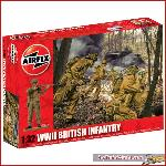 Airfix 02718 - WW.2 BRITISH INFANT. S2 1:32