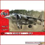 Airfix 03003 - HAWKER HARRIER GR 1 S3  1:72