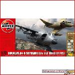 Airfix 50134 - DOGFIGHT DOUBLE A4 HARRIER