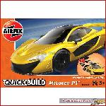 Airfix J6013 - MC LAREN P1 QUICKBUILD (5/15) *