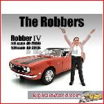 American Diorama 23924 - 1/24 Robber IV