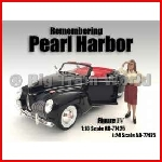 American Diorama 77475 - 1/24 *remembering pearl harbor* figure iv