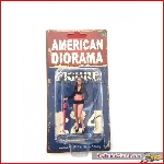American Diorama 77486 - 1/24 umbrella girl ii