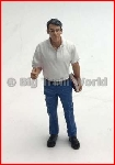 American Diorama 77493 - 1/24 mechanic manager tim