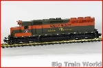 Aristo-Craft 22414 - SD-45 Diesel - GN, used, no railing, No box