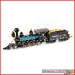 "Aristo Craft 80202 - Classic C-16 WOOD DRGW/RIO GR 2-8-0 ""Pacific Slope"""