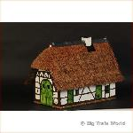 BTW 12500 - farmhouse with thatched roof