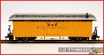Baggage Car - Denver & Rio Grande Western™