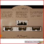 Bachmann 00628, Lafayette set, HO. Like new, with track and power pack