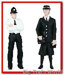 Bachmann 22-143 - POLICE AND SECURITY STAFF G