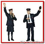 Bachmann 22-149 - STATION STAFF G