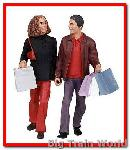 Bachmann 22-175 - SHOPPING PEOPLE G