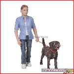 Bachmann 22-180 - Dog Walker G Scale Figure