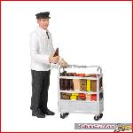 Bachmann 22-185 - Service Person with Minibar - New 2015