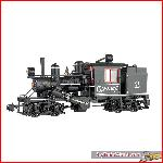 Bachmann 85095 - TWO-TRUCK CLIMAX CLIMAX 2 G