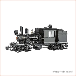 Bachmann 86097 - Two Truck Climax met DCC decoder & Sound - Like new