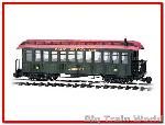 Bachmann 89694 - OBSERVATIONEAST BROAD TOP ORBISONIA G