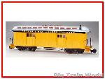 Bachmann 89793 - FULL BAGGAGEDENVER & RIO GRANDE WEST G