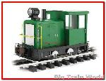 Bachmann 91395 - PAINTED GREEN & BLACK G *