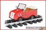 Bachmann 91406 - Winston Track Inspection Vehicle Moving Eyes - New 2017