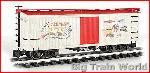 Bachmann 93374 - Box Car Bachmann 175Th Anniversary Car