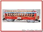 Bachmann 97381 - Circus car performers observation