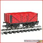 Bachmann 98013 - Open Wagon - Red