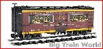 Bachmann 98661 - Billboard Reefer Riverside Milk Dairy