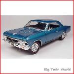 Classic Metal Works 10114 - Chevelle SS396 1966, 1:24