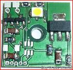 Dietz D-LL-HB-WW - Affordable houses lighting with integrated DCC decoder - Warm