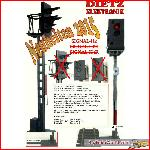 Dietz H2 Signal red / green vor HSB / DR in scale IIm