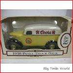 Ertl Collectibles 01235 - Chevrolet Panel Truck Bank 1938, 1:25