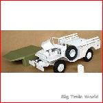 Kaden 386094 - Dodge wc 52 wit/creme 1:24
