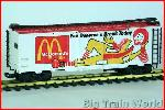 LGB 44910 - freight car Mc Donalds