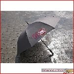 "Umbrella with ""50"" Jahre LGB logo, Anthracite - LGB 012479"