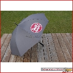 Umbrella with LGB logo, Anthracite - LGB 012483