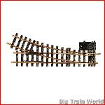 LGB 16050 Electric Switch right, R3, 22,5° | Big Train World