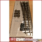 LGB 18150 - R5 switch Left, with elek. drive 12010 - used, excellent condition