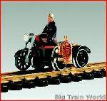 LGB 20030 - Fire Department TOM® Rail Cycle, Collectior item