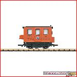 LGB 20060 - Gang Car White Pass RR orange - New 2016