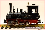 LGB 20180 - Steam Locomotive, Road Number 99 5604 - New 2015